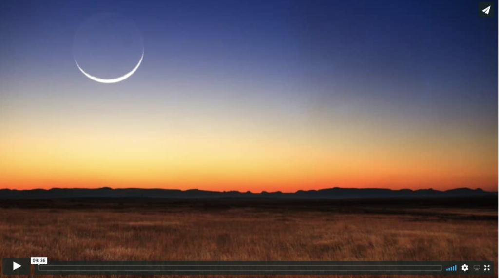 Nymåne i skorpion