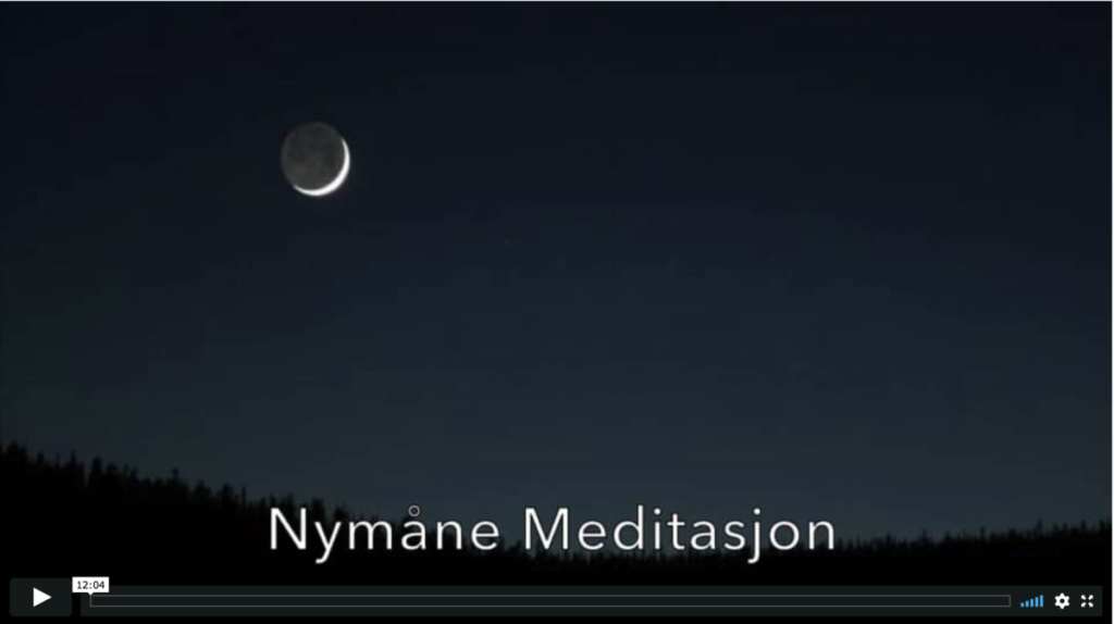 Slik lager du et nymåne rituale