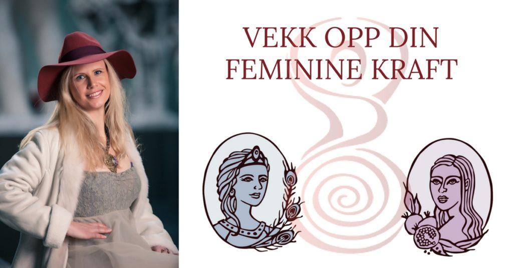 Feminin Kraft Guiden – Persefone gudinne for underverdenen